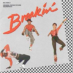 サントラ「BREAKIN'」!映画「ブレイクダンス」