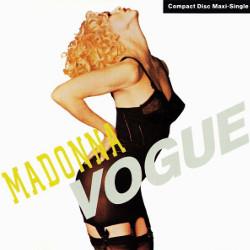 マドンナ (Madonna)「ヴォーグ(Vogue)」(サンプリングの元ネタなど)