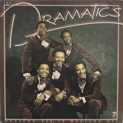 ザ・ドラマティックス(The Dramatics)「Whatcha See Is Whatcha Get 」(和訳) 「In the Rain」