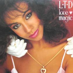 L.T.D. 「キキンバック」(Kickin' Back)!アルバム「LOVE MAGIC」