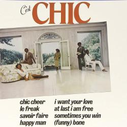 CHICの名曲「Le Freak(ル・フリーク)」/アルバム「C'est CHIC」