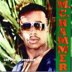 M.C. Hammerのディスコヒット「Let's Get It Started」レビュー