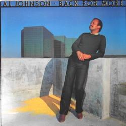Al Johnson(アル・ジョンソン)「I've Got My Second Wind」/「Back For More」(セカンド・ウインド)