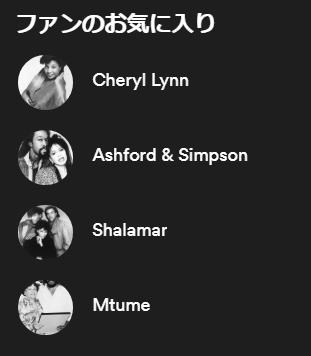 Spotify(スポティファイ)2