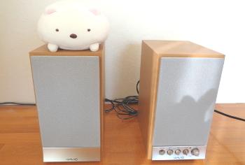 PCスピーカー「ONKYO GX-D90」疲れない音!BGMにも映画観賞にもオススメ